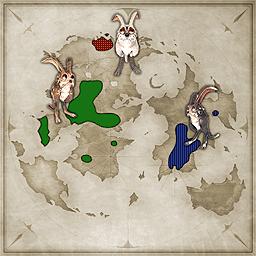 Rabbit map