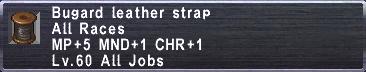 Bugard Strap
