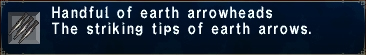 Earth Arrowheads