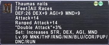 Thaumas Nails description