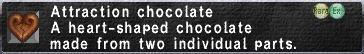 Attractionchocolate