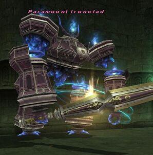 Paramount Ironclad