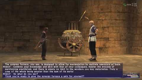 «FFXI-Movie» Synergistic Pursuits