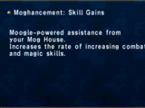 Moghancement: Skill Gains