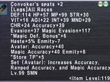 Convoker's Spats +2