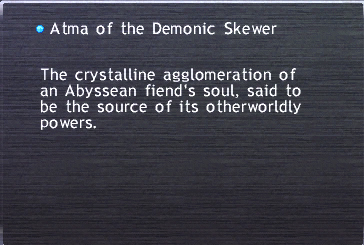 Atma of the Demonic Skewer