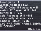 Blurred Knife +1