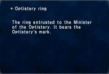 Optistery Ring