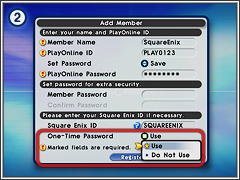 Square Enix Account Information Page Unveiled! (04-06-2009)-4