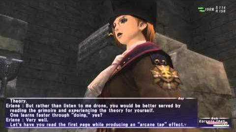 «FFXI-Movie» A Little Knowledge (Failure)