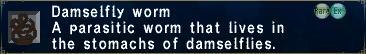 Damselflyworm