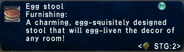 EggStool