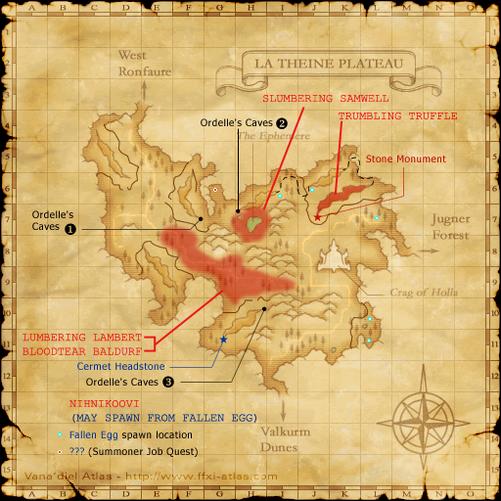 Latheine-plateau NM