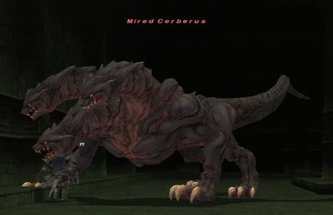 Mired Cerberus