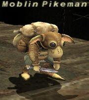 Moblin Pikeman
