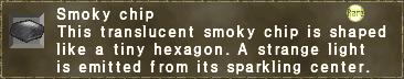 Smoky chip