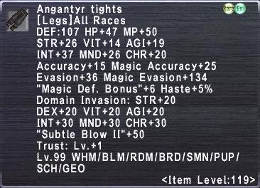 Angantyr Tights