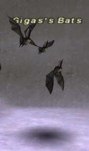 Gigas's Bats