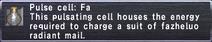 Pulse Cell Fa