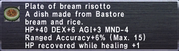 BreamRisotto