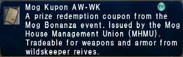 Mog Kupon AW-WK
