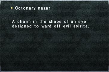 Octonary Nazar