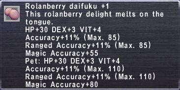 Rolanberry daifuku +1