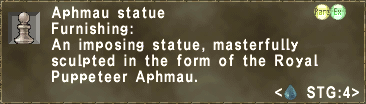 Aphmau statue