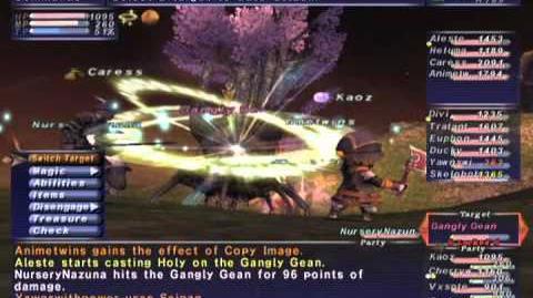 Gangly Gean
