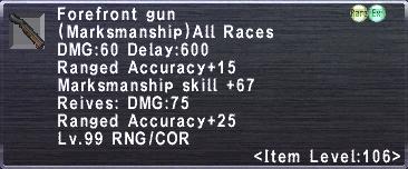 Forefront Gun