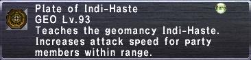 Indi-Haste