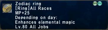 ZodiacRing