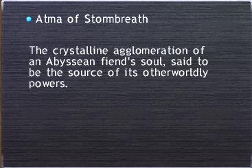 Atma of Stormbreath