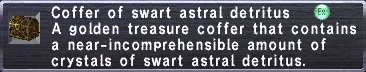 Coffer (Swart Astral)
