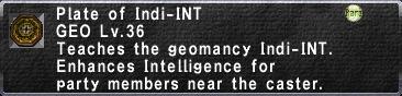 Indi-INT