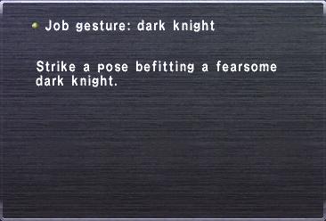 JobGesture-DarkKnight