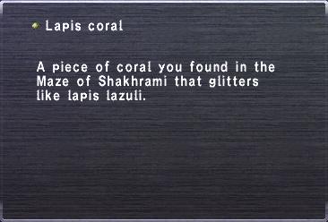 Lapis Coral
