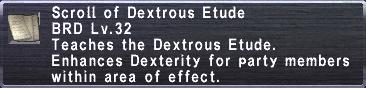 ScrollofDextrousEtude