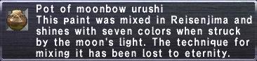 Moonbow Urushi