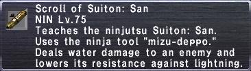 Suiton San