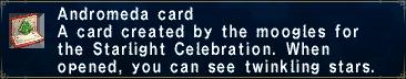 AndromedaCard
