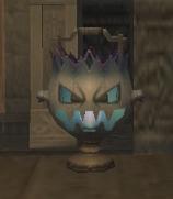 Bomb lantern display