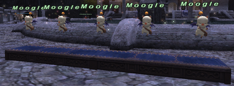 Moogle Thanks