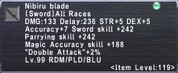 Nibiru Blade