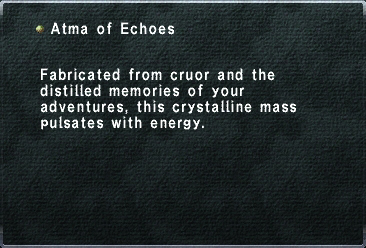 Atma of Echoes