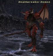 Deathwreaker Demon