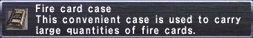 Firecardcase