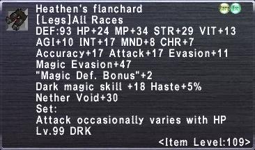 Heathen's Flanchard