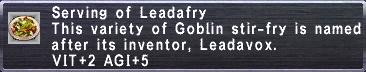 Leadafry