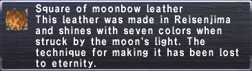 Moonbow Leather
